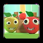 Apples mania: Apple catcher Symbol