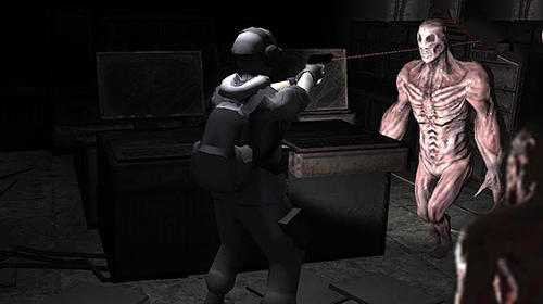 Horrorspiele Abandoned horror hospital 3D auf Deutsch