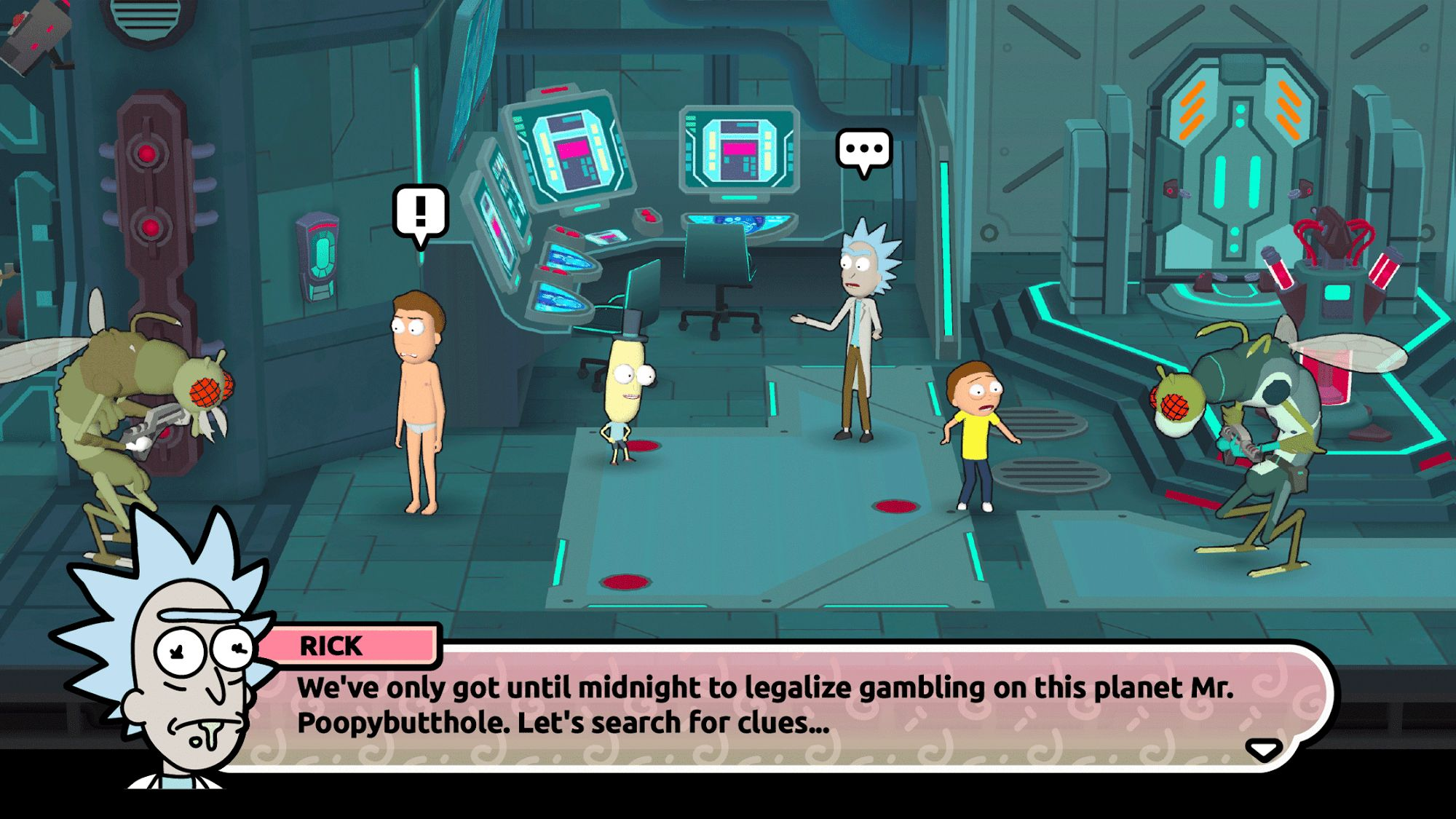 Rick and Morty: Clone Rumble for Android