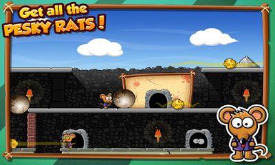 Аркады игры: скачать Rat Fishingна телефон