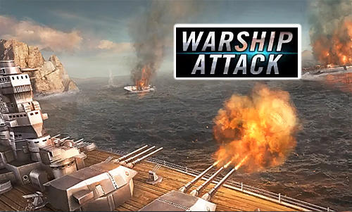 Warship attack 3D captura de pantalla 1
