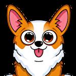 My Corgi: Virtual pet game Symbol