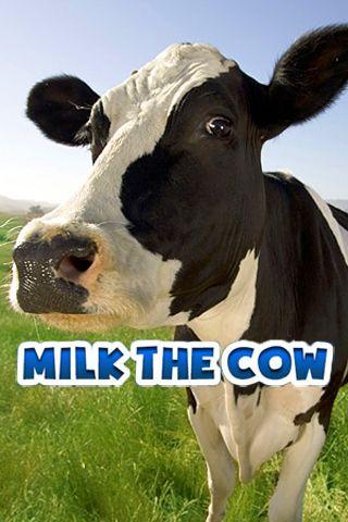 logo Trais une vache