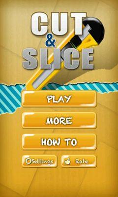 Cut & Slice icono