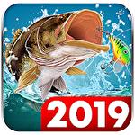 Ultimate fishing simulator PRO Symbol