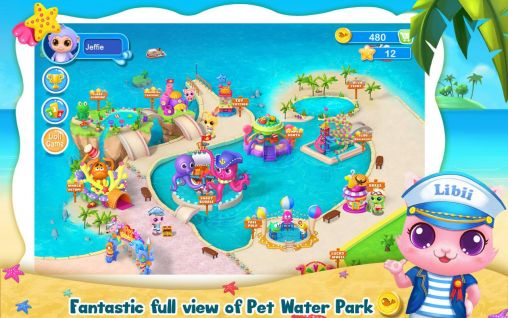Pet waterpark para Android