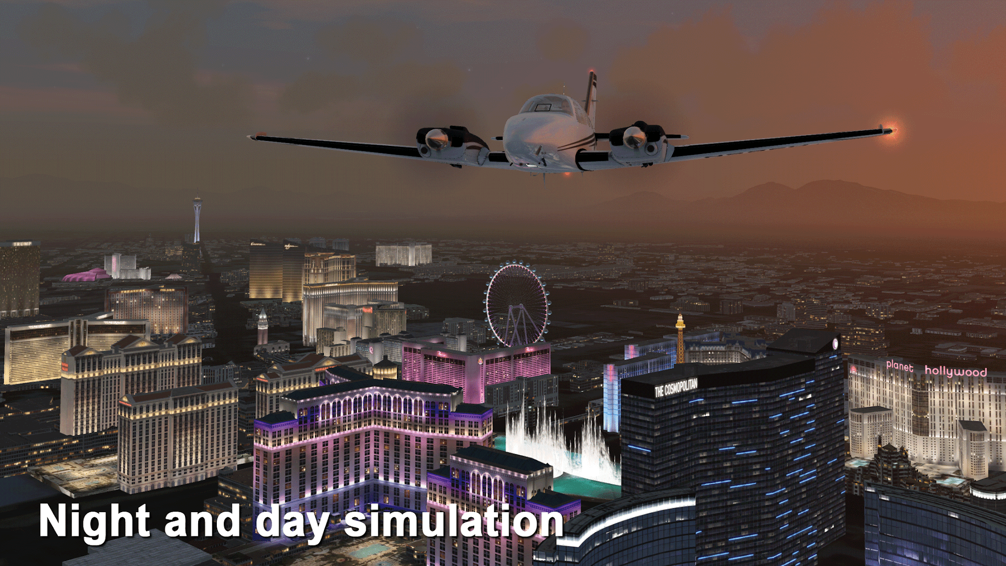 Aerofly FS 2020 capture d'écran 1