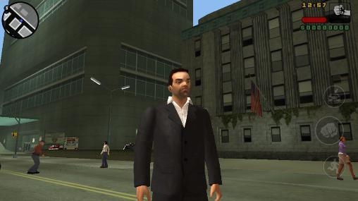 Jogos com mundo aberto Grand theft auto: Liberty City stories em portugues