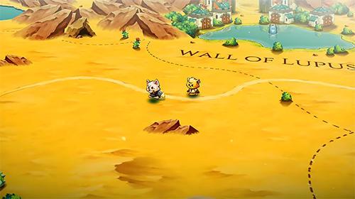 Cat quest 2: The lupus empire screenshot 1
