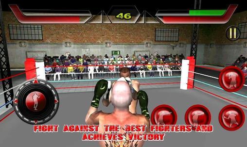 Spiele über Boxen Boxing street fighter 2015 auf Deutsch