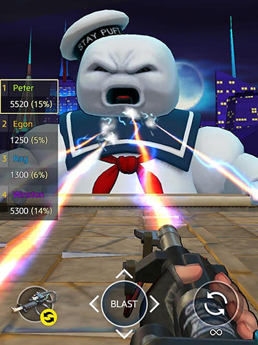 Ghostbusters world screenshot 3