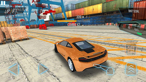 Top cars: Drift racing für Android