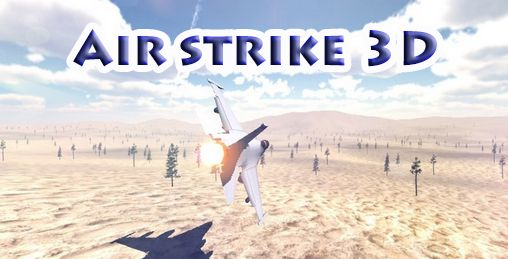 Air strike 3D Symbol