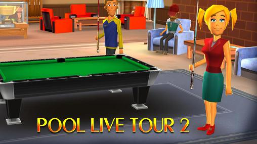 Pool live tour 2 icono