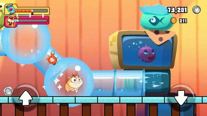 Furball rampage für Android