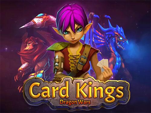 logo Card king: Dragon wars