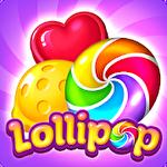 Lollipop: Sweet taste match 3 Symbol