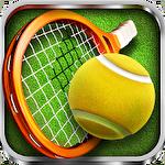 Tennis 3D Symbol