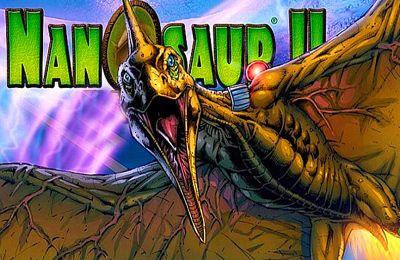 logo Nanosaur 2