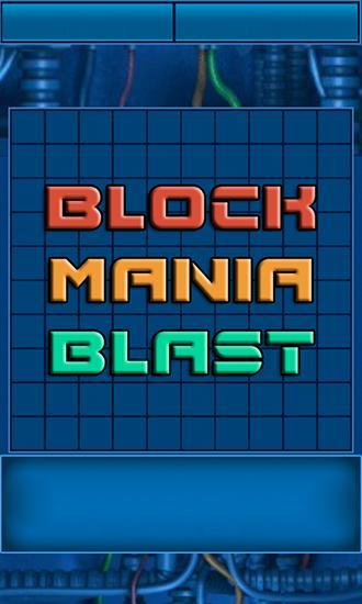 Block mania: Blast icon