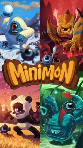 Minimon: Adventure of minions screenshot 1
