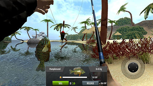 Professional fishing für Android