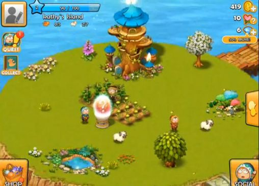 Dragon friends для Android