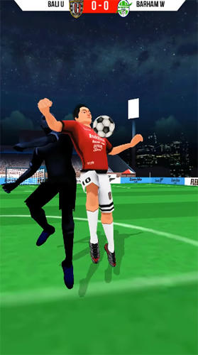 Top soccer hero: Bali United для Android