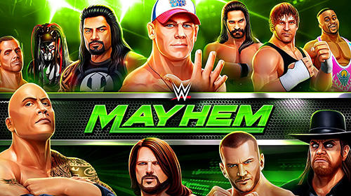 WWE mayhem скриншот 1