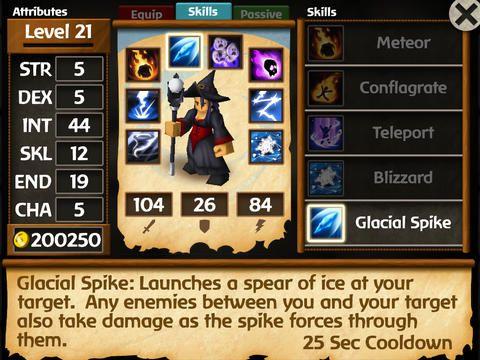RPG-Spiele: Lade Battleheart: Erbe auf dein Handy herunter