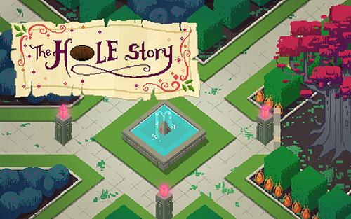 The hole story Screenshot