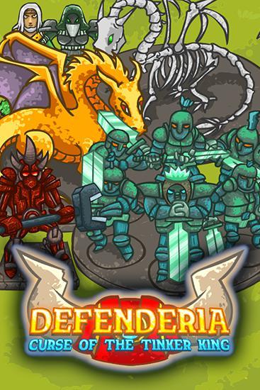 Defenderia RPG: Curse of the tinker king Screenshot