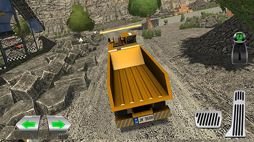 Quarry driver 3: Giant trucks für Android