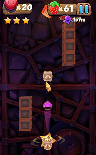 Juicy jelly barrel blast screenshot 1