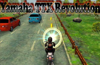 logo Yamaha TTX Revolution