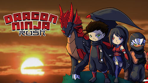 Dragon ninja rush Screenshot