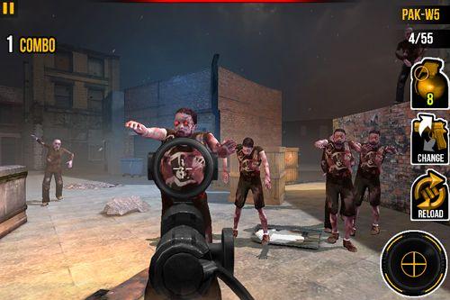 Awake Zombie: Höllentor Plus auf Deutsch