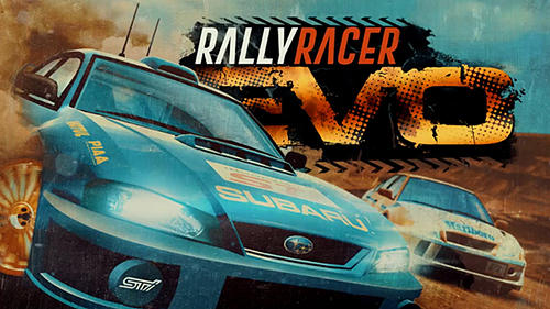 Rally racer evo capture d'écran 1