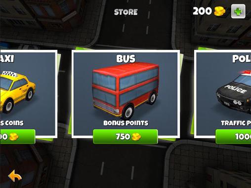 Arcade Road crisis für das Smartphone