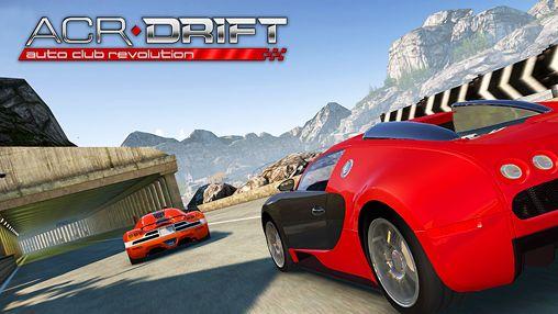 logo Auto Club: Revolution Drift