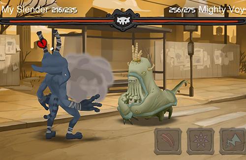 Monster buster: World invasion Screenshot