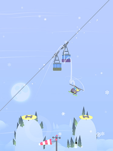 Helihopper screenshots