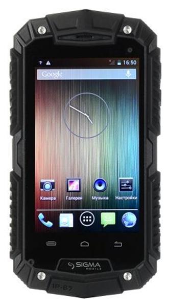 Sigma mobile X-treme PQ16