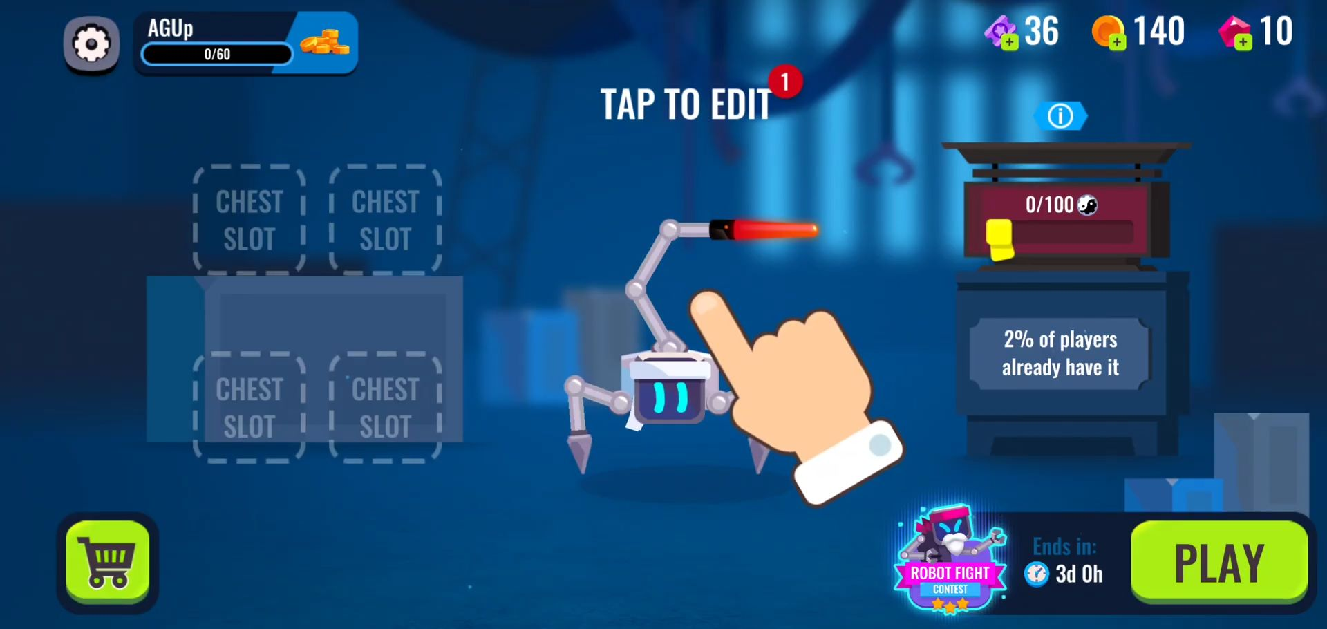 Robotics! screenshot 1