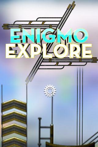 логотип Энигмо: Исследование