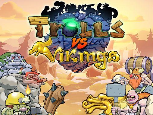 logo Trolls vs. vikings
