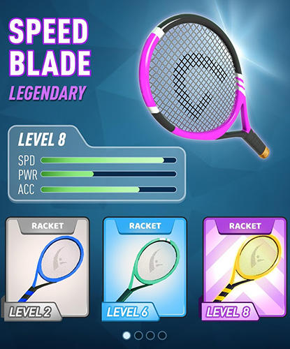 Tennis ace: Free sports game capture d'écran