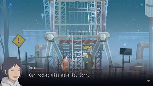 Opus: Rocket of whispers auf Deutsch