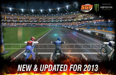 Official Speedway GP 2013 for iPhone