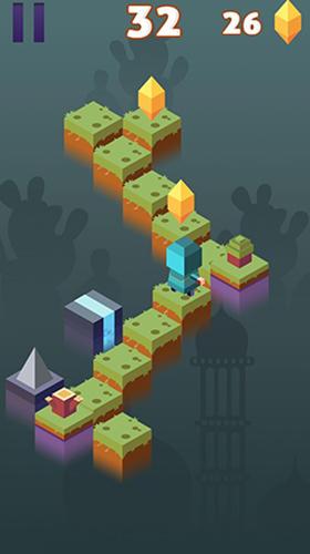 Path jump für Android